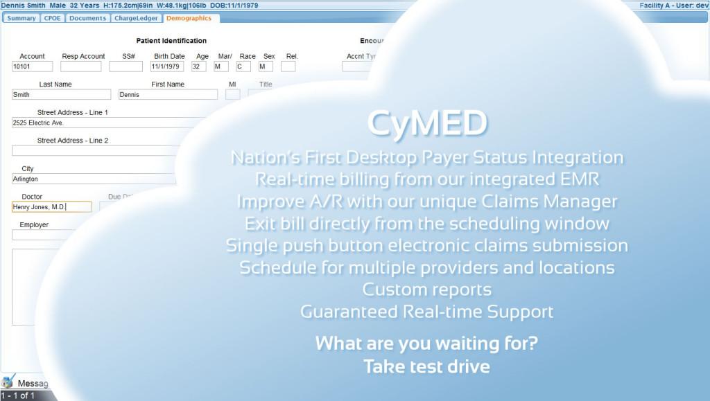 CyMED-demo